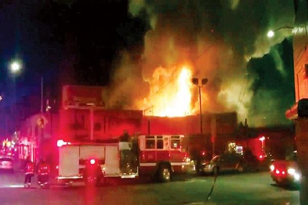 California'daki yangın faciasında çok sayıda ölü var