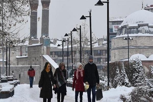 -22 derece olan Sivas'ın Valisinden öğrencileri kızdıran karar