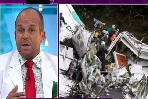 Uçak kazasını aylar öncesinden bilmişti şimdiki iddiasıyla futbol dünyası merakta