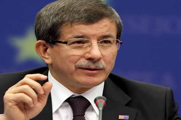 Ahmet Davutoğlu yeni kabineyi açıkladı, işte kabinedeki isimler