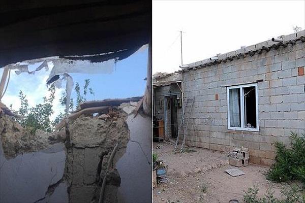 Kilis'e atılan roket mermileri nedeniyle 5 kişi yaralandı