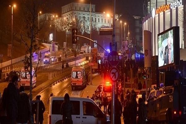 Beşiktaş'taki saldırıyı düzenleyen teröristin kimliği belli oldu