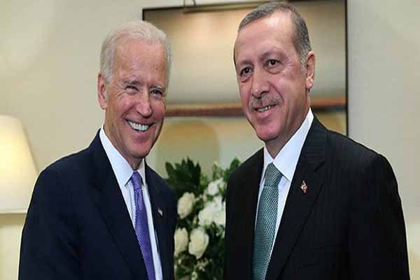 ABD Başkan Yardımcısı Biden, Erdoğan'dan özür diledi