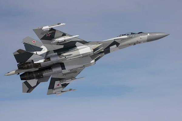 Rusya, Çin'e Su-35 jeti gönderiyor