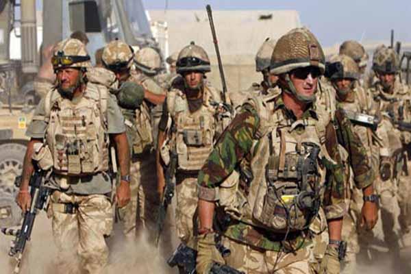 İngiltere, Kobani'dekilere askeri eğitim veriyor