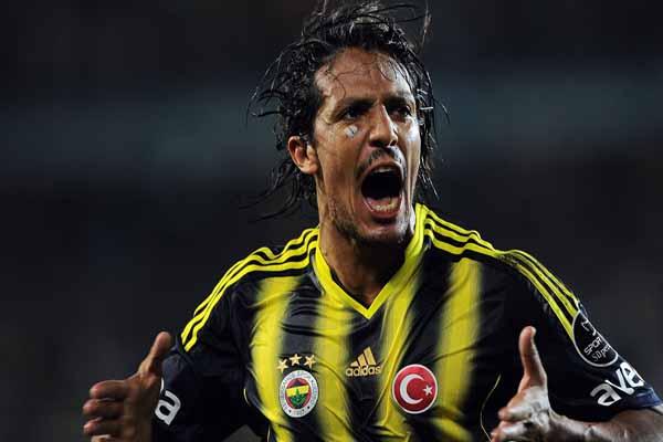 Aziz Yıldırım, Bruno Alves'e tepki gösterdi