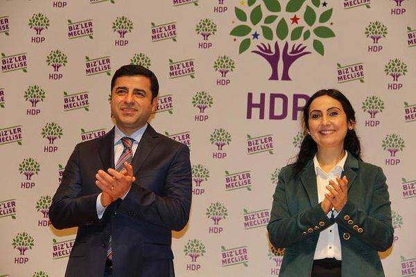 HDP'den AİHM'ye flaş başvuru