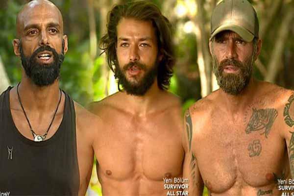 Survivor All Star'da yarışmacılar kaç kilo verdi