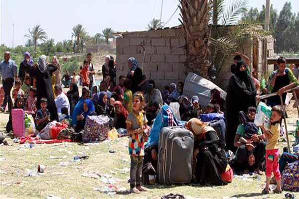 O kentin kontrolü IŞİD'in eline geçti
