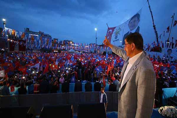 Başbakan Davutoğlu, balkon konuşmasında neler söyledi