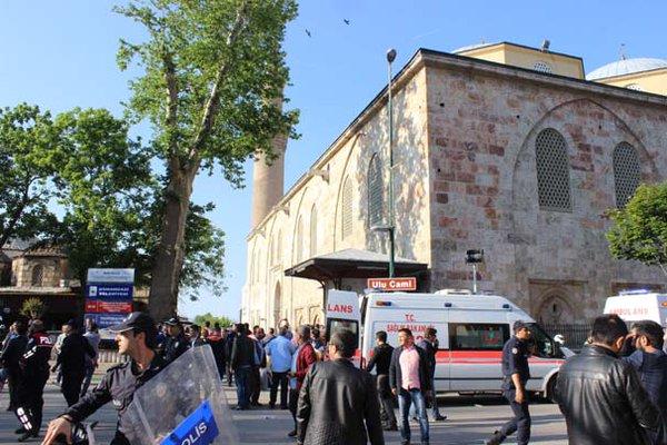 Bursa'da üst düzey güvenlik toplantısı yapıldı