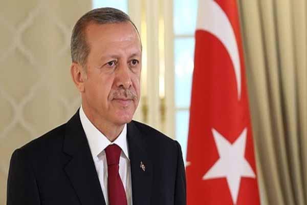 Cumhurbaşkanı Erdoğan, Necdet Özel'i ziyaret etti