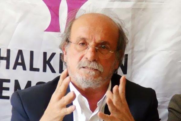 HDP'li vekil Ertuğrul Kürkçü'nün 23 yıla kadar hapsi isteniyor