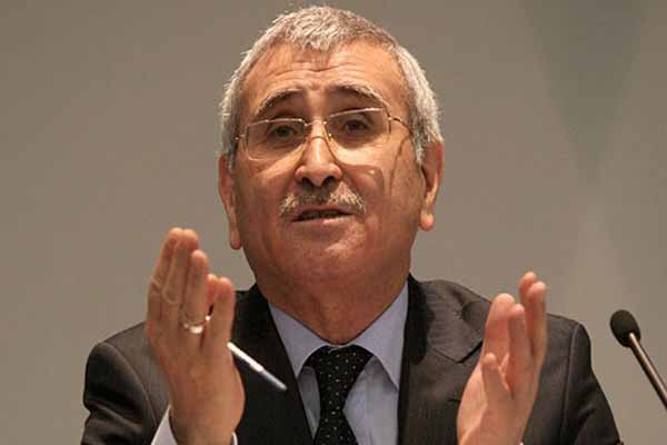 Durmuş Yılmaz MHP'den aday oldu