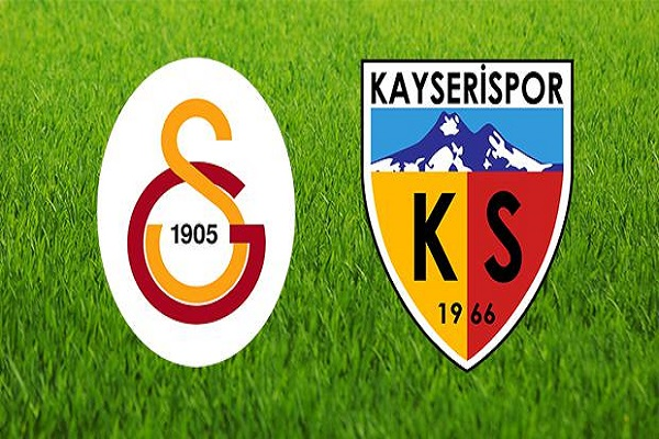 Galatasaray Kayserispor maçı ne zaman ve saat kaçta başlayacak