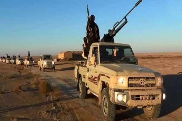 IŞİD antik kenti yıkıyor