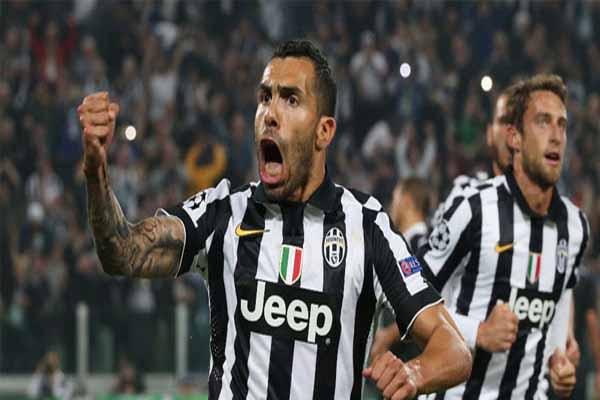 Juventus, Real Madrid'i 2 - 1 mağlup etti