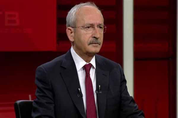 Kemal Kılıçdaroğlu'ndan tepki çeken açıklama