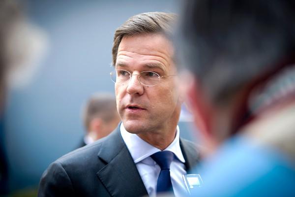 Hollanda Başbakanından Türkiye'yi kızdıracak açıklama