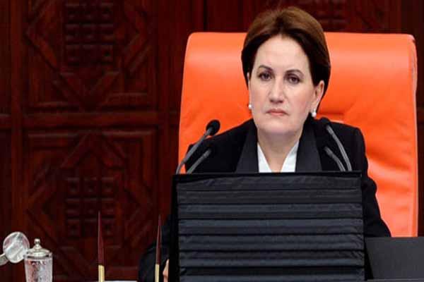 Meral Akşener'in suç duyurusu hakkında karar verildi