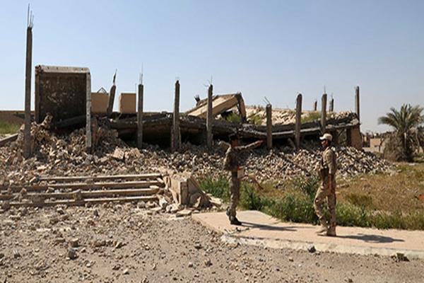 Saddam Hüseyin'in türbesi yıkıldı