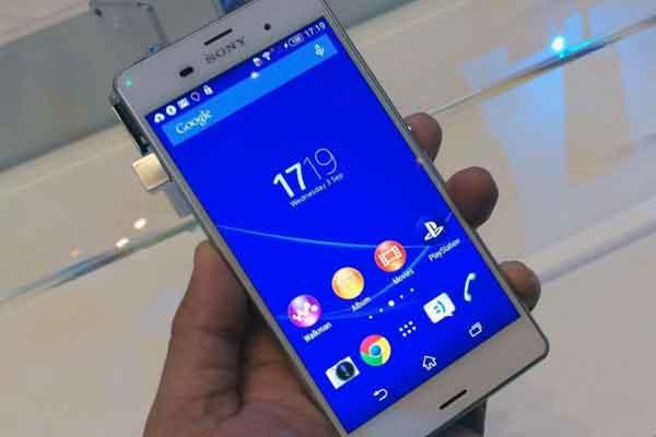 Sony Xperia Z4 özellikleri sızdırıldı