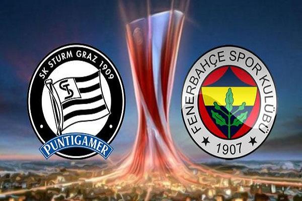 Sturm Graz Fenerbahçe maçı canlı yayın bilgileri