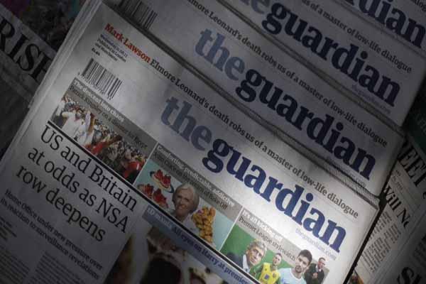 Guardian, Türkiye'de genel seçimler öncesi son durumu değerlendirdi