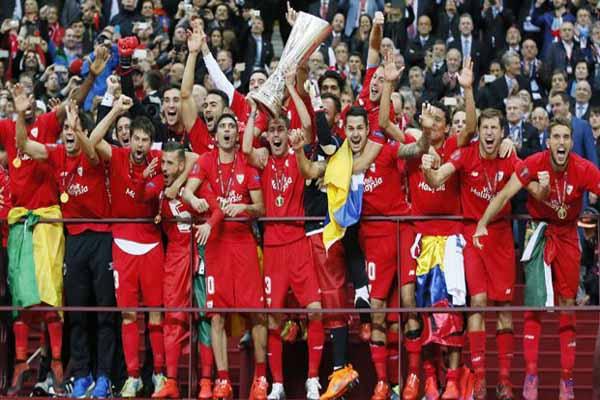 Sevilla, Dnipro'yu 3-2 yenerek kupayı kazandı