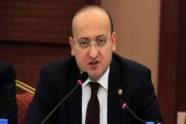 Başbakan Yardımcısı Yalçın Akdoğan'dan HDP'ye eleştiri