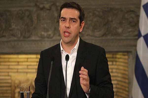Aleksis Çipras, hükümet programını açıkladı
