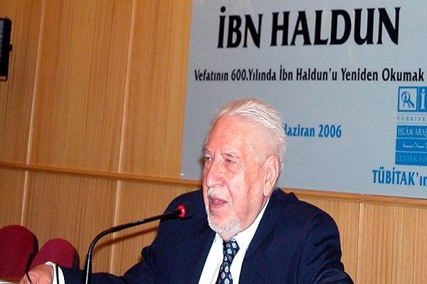Sosyolog ve siyaset bilimci Şerif Mardin hayata veda etti