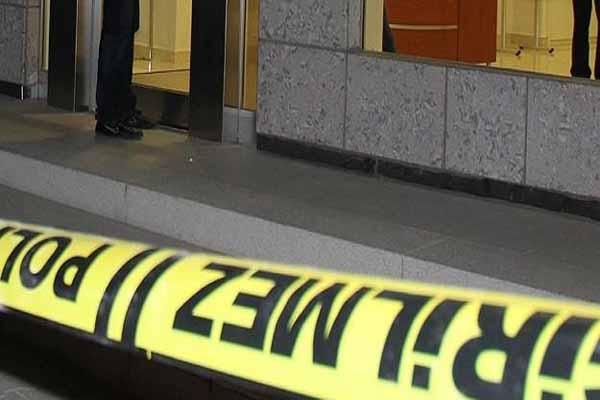 Şişli'de gündüz vakti banka soygunu