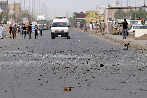 Irak'ta bombalı saldırı, 10 kişi öldü
