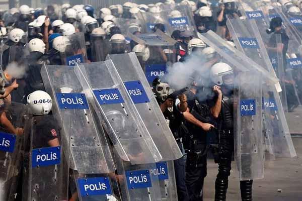 İstanbul'da 1 Mayıs hareketliliği başladı