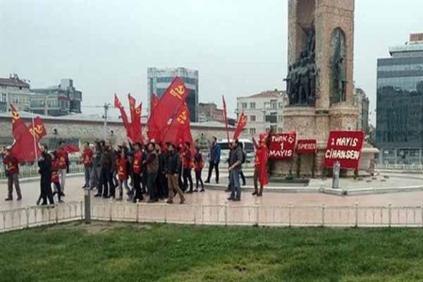 İstanbul'da 1 Mayıs'ta gözaltına alınanların sayısı açıklandı
