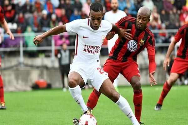 Galatasaray ilk mağlubiyetini aldı