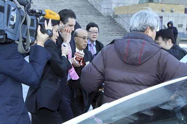 ABD'nin Güney Kore Büyükelçisi saldırıya uğradı
