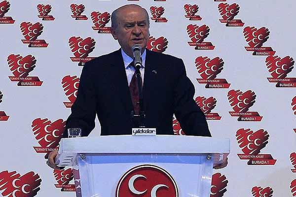 Devlet Bahçeli, yeniden MHP Genel Başkanı oldu