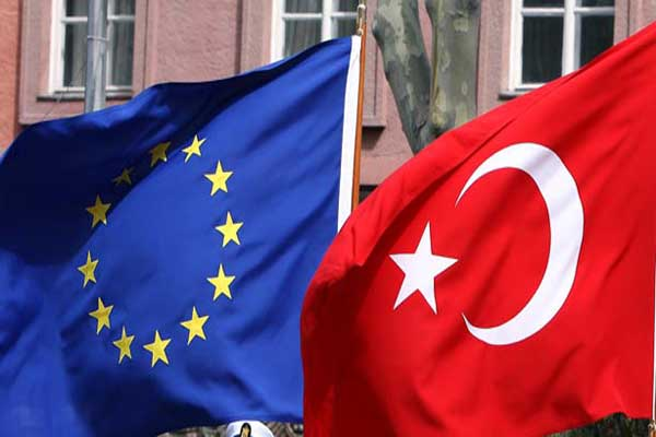 Avrupa Birliği Türkiye'yi o konuda uyardı