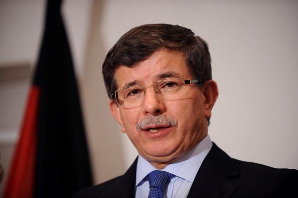 Başbakan Ahmet Davutoğlu, iç güvenlik paketini duyurdu