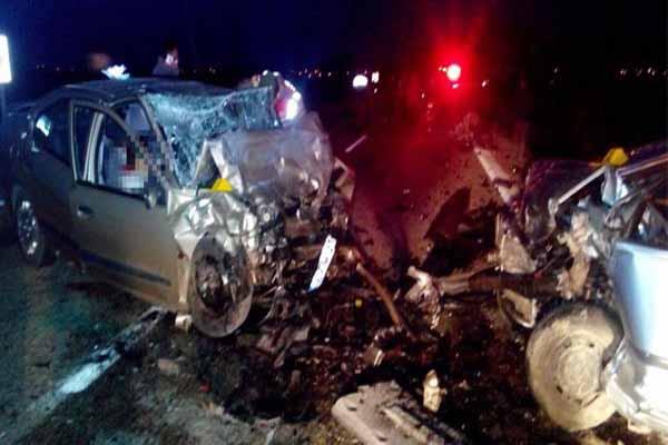 Aksaray'da zincirleme trafik kazası