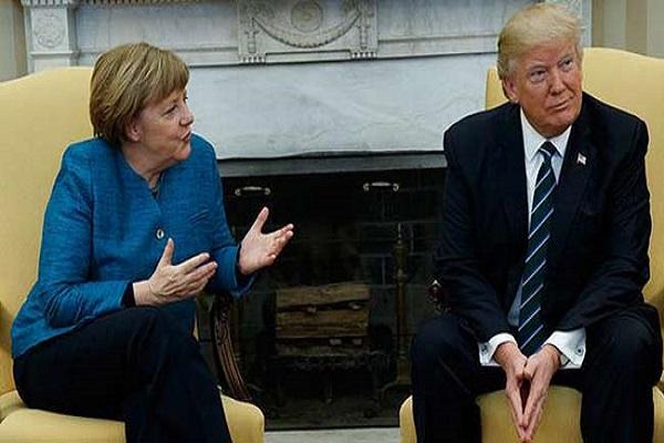 Donald Trump'tan Merkel'e Türkiye hakkında çarpıcı cevap
