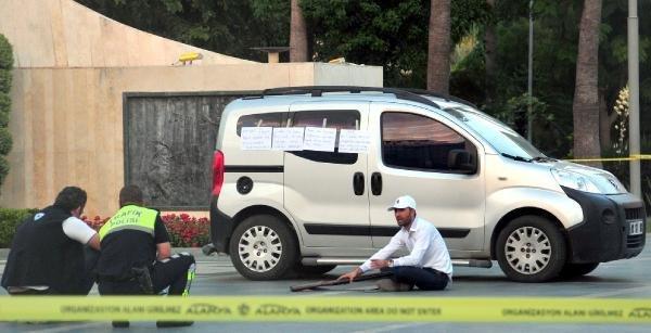 Antalya'da evlenmek istediği kızı ailesi vermeyen kişi, intihara kalkıştı