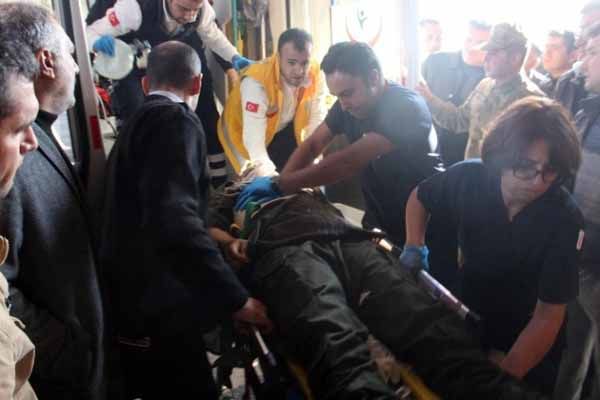 Tunceli'de PKK ile sıcak temasa giren 2 asker şehit düştü