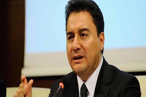 Ali Babacan, 'Yunanistan'ın yaşadığı mali sıkıntıları yaşayabiliriz'