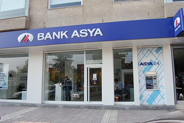 Bank Asya ortaklarından BDDK ve TMSF'ye dava