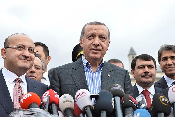 Erdoğan Biden için, 'Benim böyle bir ifadem yok' dedi
