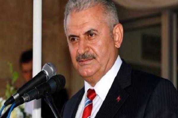 Başbakan Yıldırım 11 saatte 600 civarında telefon konuşması yaptım