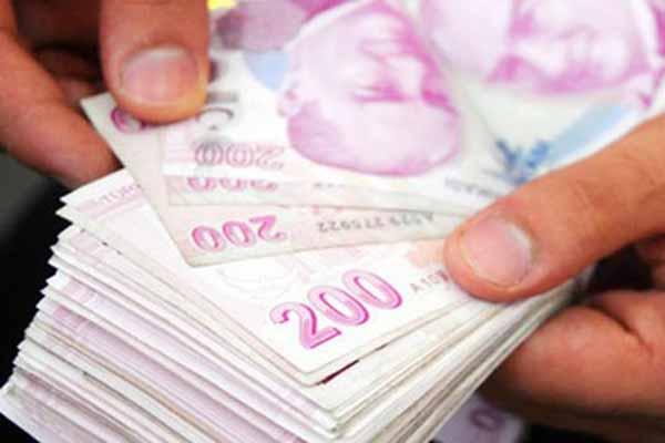 Milletvekillerine 2015 yılı için yapılan maaş zammı